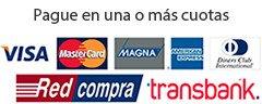 Pagar con Transbank